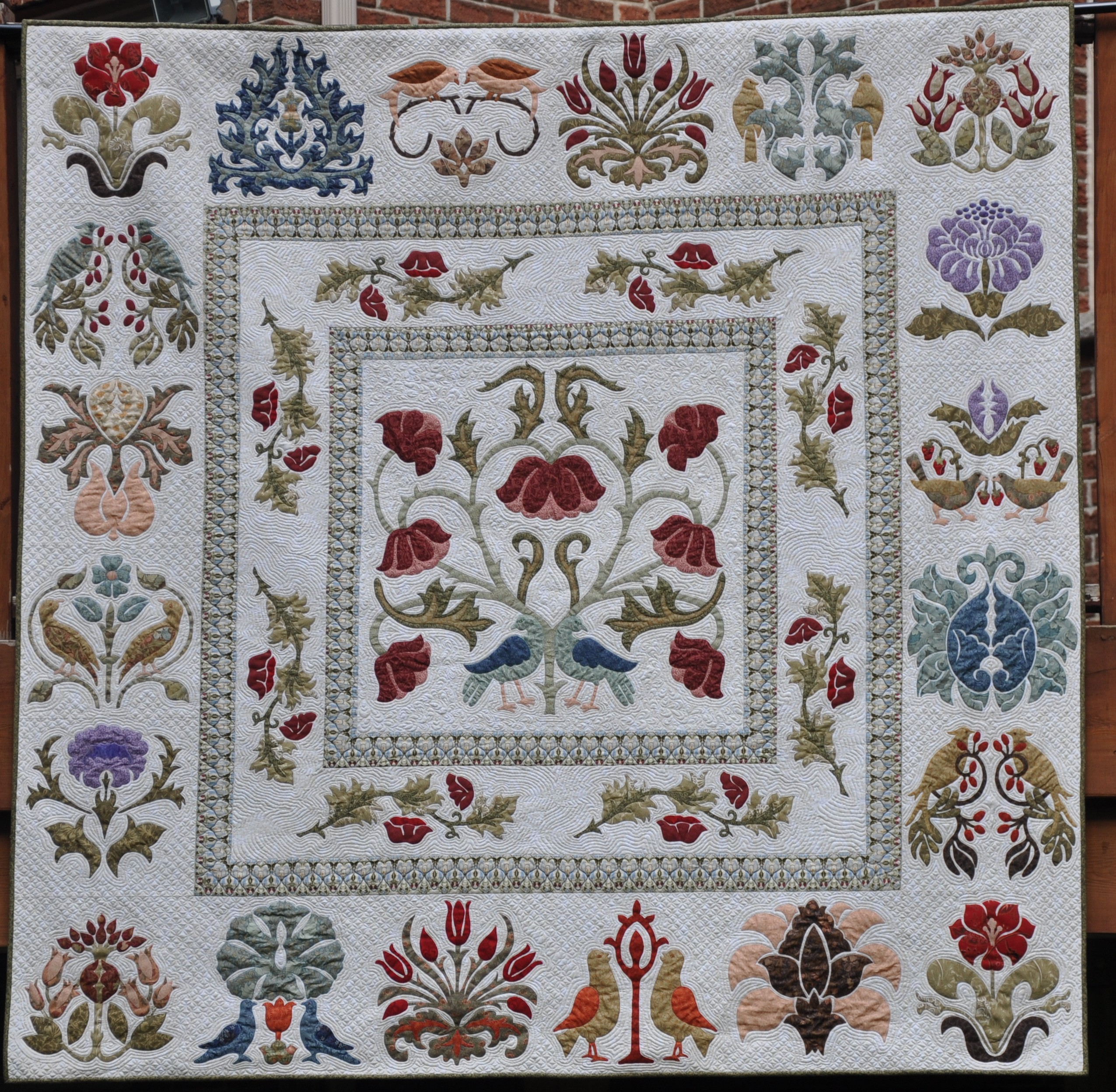 Traditional Hand Quilting Patterns : Traditional Quilts marionmeyers
