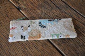 Forest Friends  pencil case  Marion Meyers $15