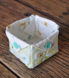 Wee Birdies  dresser box  Marion Meyers $20