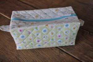 Wee Birdies  toiletries bag Marion Meyers $40
