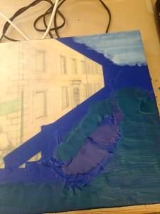 Venice: multiple layers